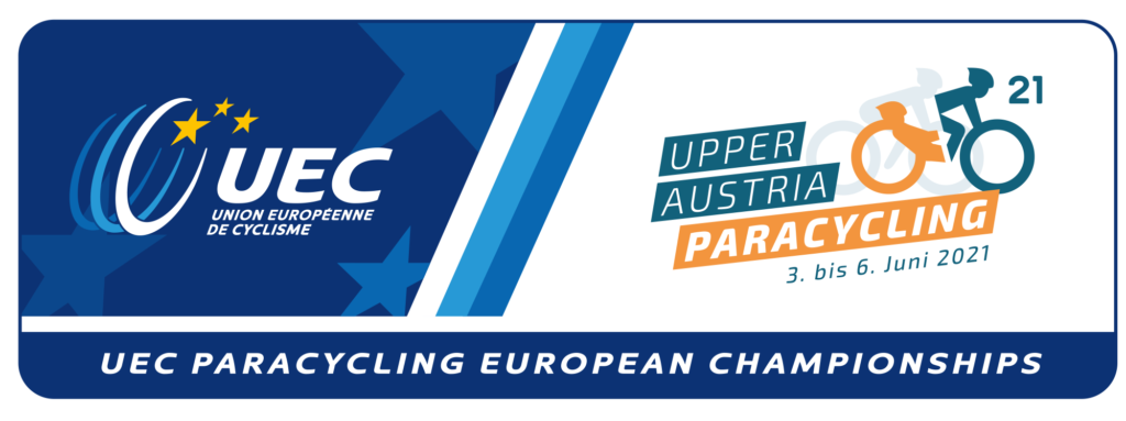 logo UEC & Upper Austria Paracycling – UEC Paracycling European Championships